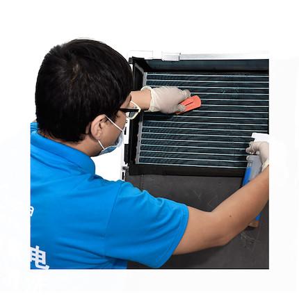 清洗服务 空调柜机深度清洗上门服务