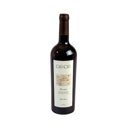 红酒 原瓶进口朝朝巴克斯干红葡萄酒 750ML
