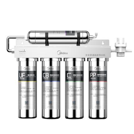 净水机 不用电无废水 全不锈钢超滤机 MU138A-5
