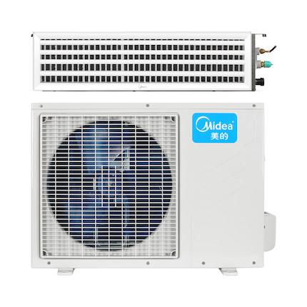 【0元安装】中央空调一拖一 GRD26T2W-TR定频风管机家用 冷暖  1匹26适用10-15平方