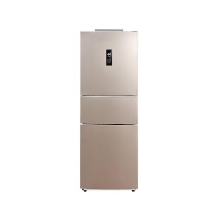 美的(Midea) 三门冰箱 风冷无霜家用节能电冰箱 BCD-258WTM(E)阳光米