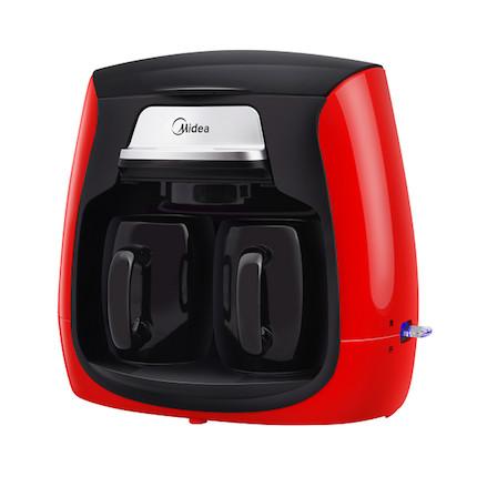 【双杯款】咖啡机 简约小巧 科学萃取92-96°C 滴漏式 MA-KF-D-typical202