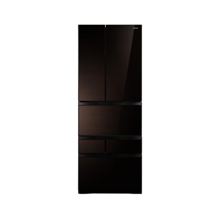 冰箱 东芝 冰箱 BCD-601WGJT 兰芷棕
