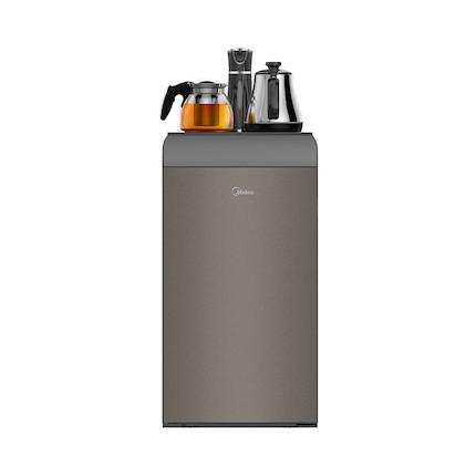 饮水机 下置水桶茶吧机 配双壶外置沸腾加热保温 自动加水壶满即停 YR1623S-X(摩卡棕)