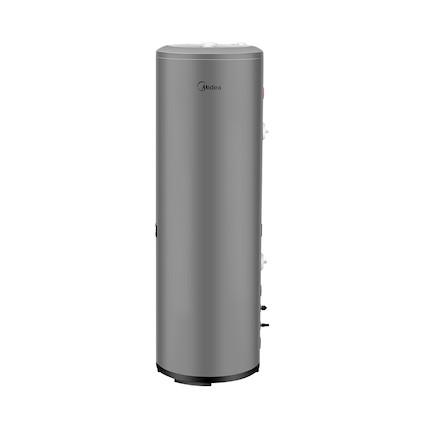 【送压力锅】新款空气能热水器家用200升 二级能效 钛刚灰分体机 KF66/200L-MH(E2)
