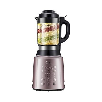 破壁机 德国精钢6叶刀 智能防溢 搅打细腻 配果汁杯 MJ-BL1011A