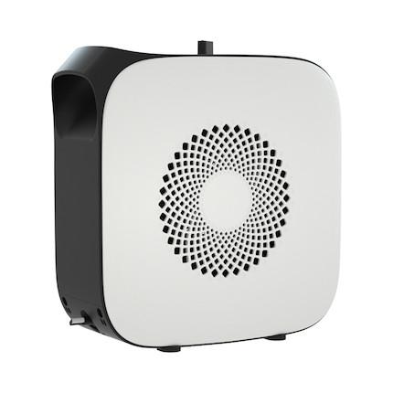 高颜值 小巧暖风机 办公室神器 PTC发热体 舒适暖风HF18C