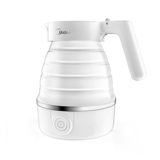 【旅行折叠水壶】小巧便携 奶嘴级材质 耐高温 MK-SH06Simple101