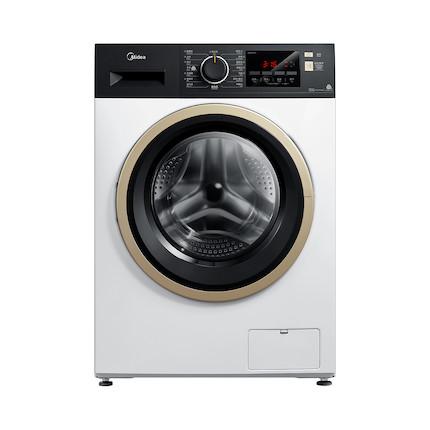 洗烘一体机 8KG变频 FCR深层除螨 羽绒服低温柔烘 MD80V51D5