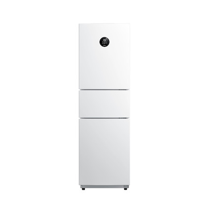 Midea/美的BCD-230WTPZM(E) 智能大眼萌无霜节能变频三门家用冰箱