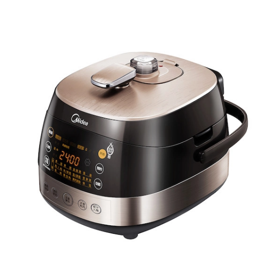 电压力锅 5L IH快速沸腾 悬浮浓香阀 自动排气